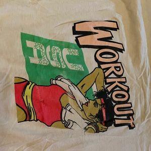 Vintage Workout USA Tee